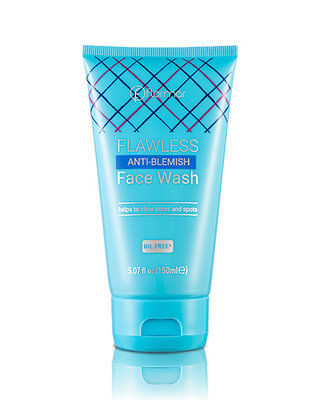 FLAWLESS ANTI-BLEMISH FACE WASH